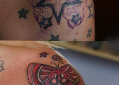 Wonderland.ink studio tatuaggi Bologna tattoo piercing trucco